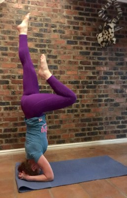 why does your back love yoga headstands plus a how to